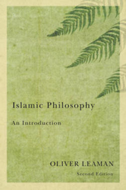 Leaman, Oliver - Islamic Philosophy, ebook