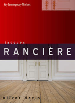 Davis, Oliver - Jacques Rancire, ebook