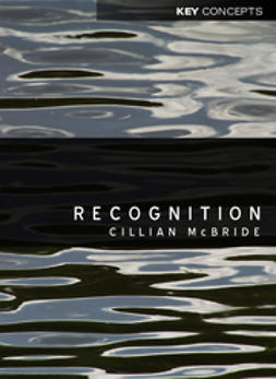 McBride, Cillian - Recognition, e-bok