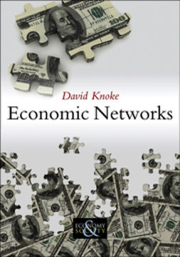 Knoke, David - Economic Networks, e-kirja