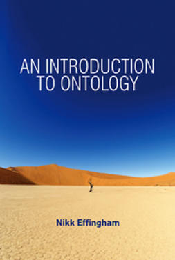 Effingham, Nikk - An Introduction to Ontology, ebook