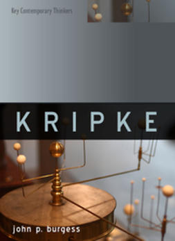 Burgess, John P. - Kripke, ebook
