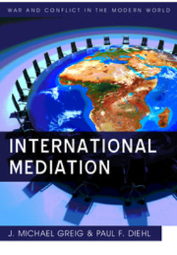 Diehl, Paul F. - International Mediation, ebook