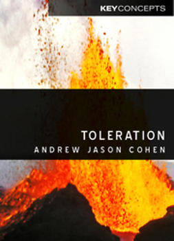 Cohen, Andrew Jason - Toleration, ebook