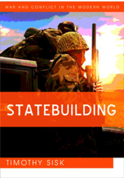 Sisk, Timothy - Statebuilding, ebook