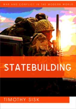 Sisk, Timothy - Statebuilding, e-kirja