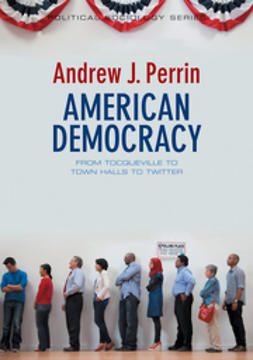 Perrin, Andrew J. - American Democracy: From Tocqueville to Town Halls to Twitter, e-bok