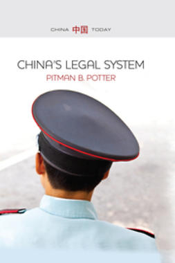 Potter, Pitman - China's Legal System, ebook