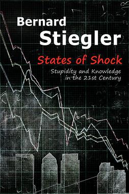 Stiegler, Bernard - States of Shock: Stupidity and Knowledge in the 21st Century, e-kirja