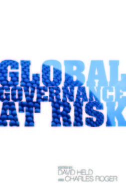 Held, David - Global Governance at Risk, e-kirja