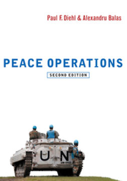 Diehl, Paul F. - Peace Operations, ebook