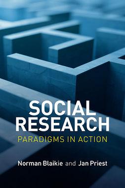 Blaikie, Norman - Social Research: Paradigms in Action, e-kirja