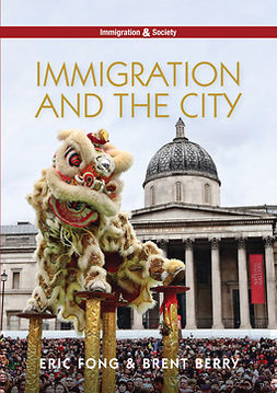 Berry, Brent - Immigration and the City, e-bok