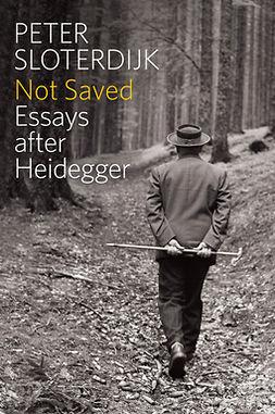 Sloterdijk, Peter - Not Saved: Essays After Heidegger, e-kirja