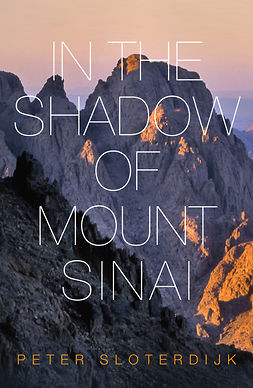 Sloterdijk, Peter - In The Shadow of Mount Sinai, e-bok