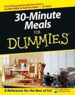 Bennett, Bev - 30-Minute Meals For Dummies, ebook