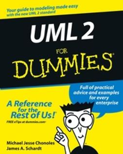 Chonoles, Michael Jesse - UML 2 For Dummies, e-bok