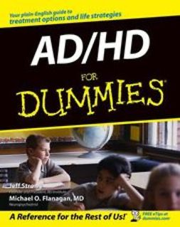 Strong, Jeff - AD / HD For Dummies, ebook