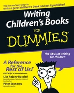 Buccieri, Lisa Rojany - Writing Children's Books For Dummies, ebook