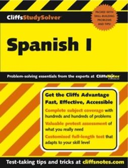Stein, Gail - CliffsStudySolver Spanish I, ebook