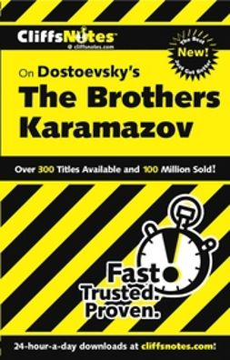 Roberts, James L. - CliffsNotes on Dostoevsky's The Brothers Karamazov, ebook