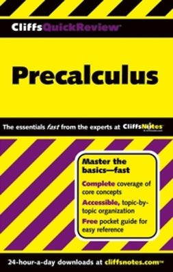 Kelley, W. Michael - CliffsQuickReview Precalculus, ebook