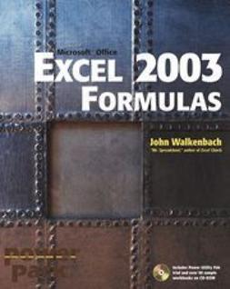 Walkenbach, John - Excel2003 Formulas, ebook