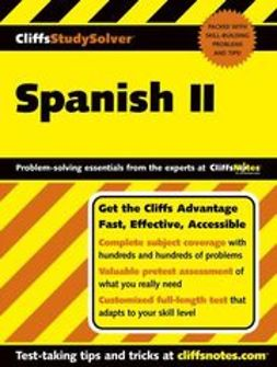 Stein, Gail - CliffsStudySolver Spanish II, ebook