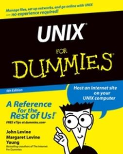 Levine, John R. - UNIX For Dummies, e-bok