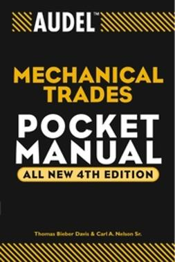 Davis, Thomas B. - Audel Mechanical Trades Pocket Manual, ebook