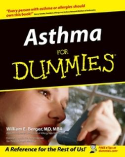 Berger, William E. - Asthma For Dummies<sup>?</sup>, ebook
