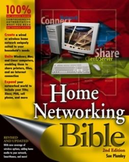 Plumley, Sue - Home Networking Bible, ebook