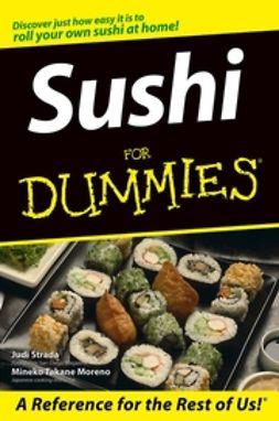Moreno, Mineko Takane - Sushi For Dummies, ebook
