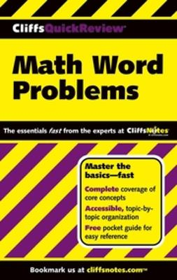 Anglin, Karen L. - CliffsQuickReview Math Word Problems, ebook