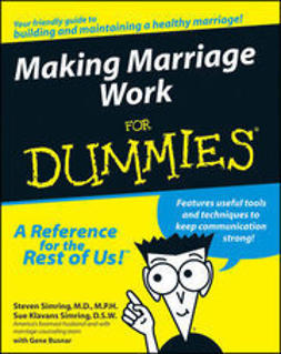 Simring, Steven - Making Marriage Work For Dummies, ebook