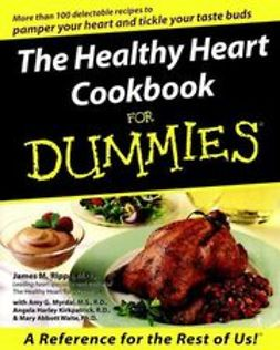 Rippe, James M. - The Healthy Heart Cookbook For Dummies, ebook