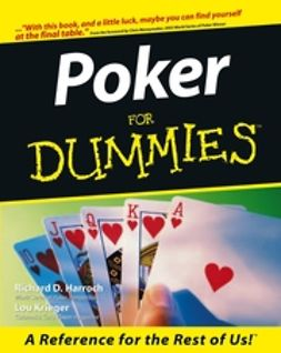 Harroch, Richard D. - Poker For Dummies<sup>&#174;</sup>, e-bok