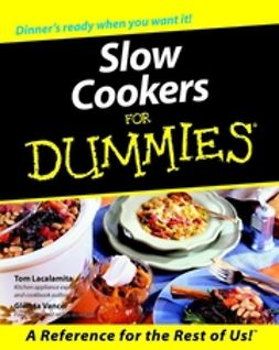Lacalamita, Tom - Slow Cookers For Dummies, e-kirja