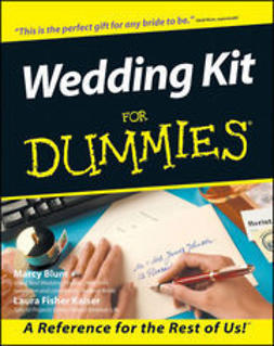 Blum, Marcy - Wedding Kit For Dummies, e-bok