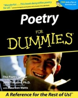 UNKNOWN - Poetry For Dummies, ebook