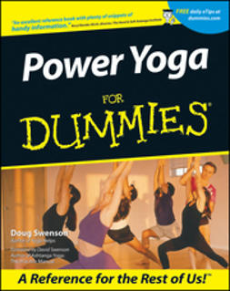 Swenson, Doug - Power Yoga For Dummies, e-bok