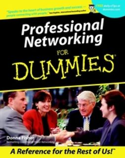 Fisher, Donna - Professional Networking For Dummies, ebook