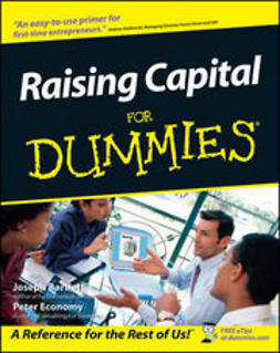 Bartlett, Joseph W. - Raising Capital For Dummies, ebook