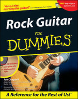 Chappell, Jon - Rock Guitar For Dummies, ebook