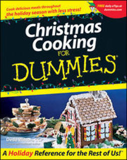 Wilson, Dede - Christmas Cooking For Dummies, ebook