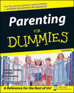 Gookin, Sandra Hardin - Parenting For Dummies, e-bok