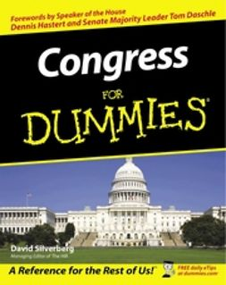 Silverberg, David - Congress For Dummies<sup>&#174;</sup>, ebook