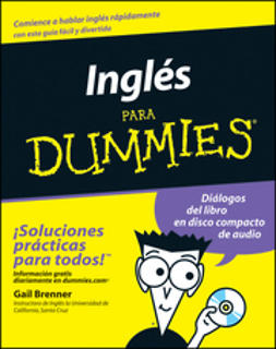 Brenner, Gail - Ingl&#233;s Para Dummies<sup>&#174;</sup>, ebook