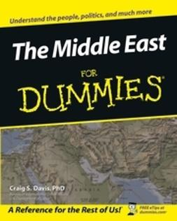 Davis, Craig S. - The Middle East For Dummies<sup>&#174;</sup>, ebook