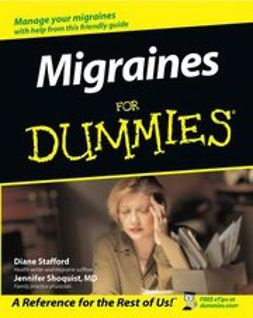 Stafford, Diane - Migraines For Dummies, e-bok
